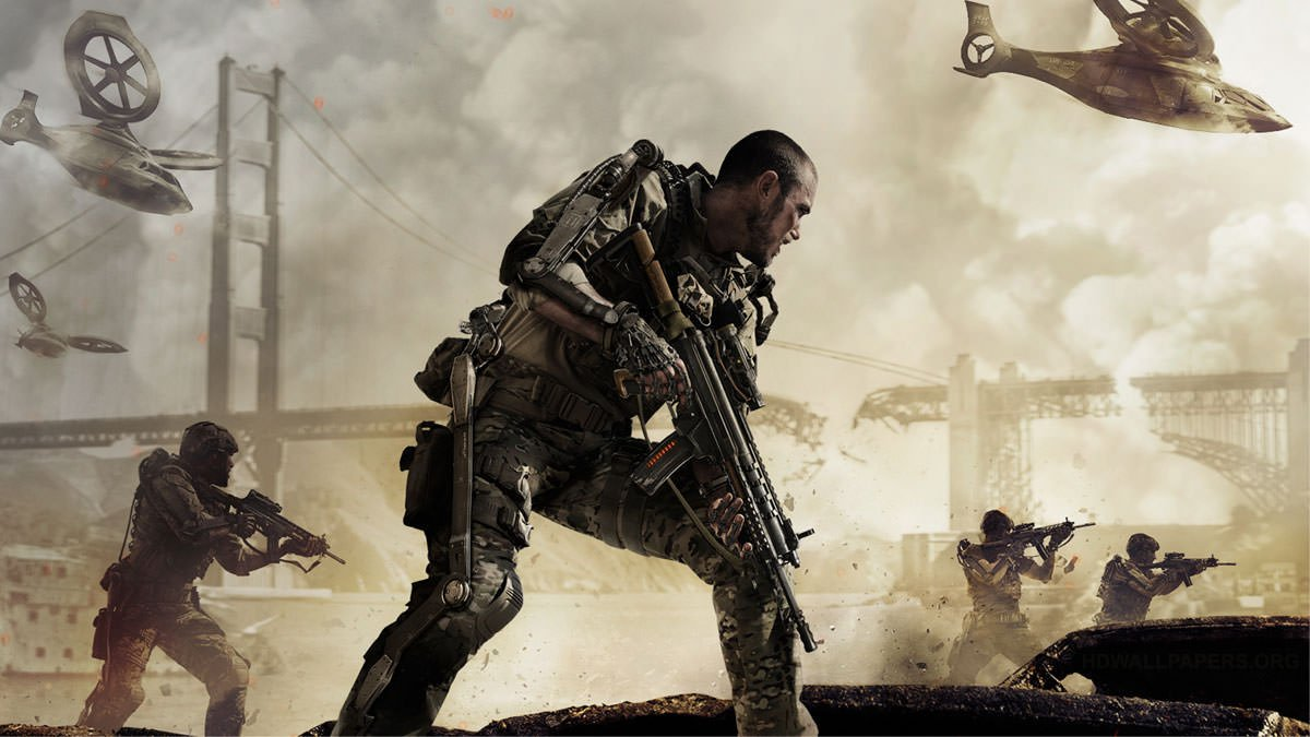 بررسی بازی Call of Duty: Advanced Warfare