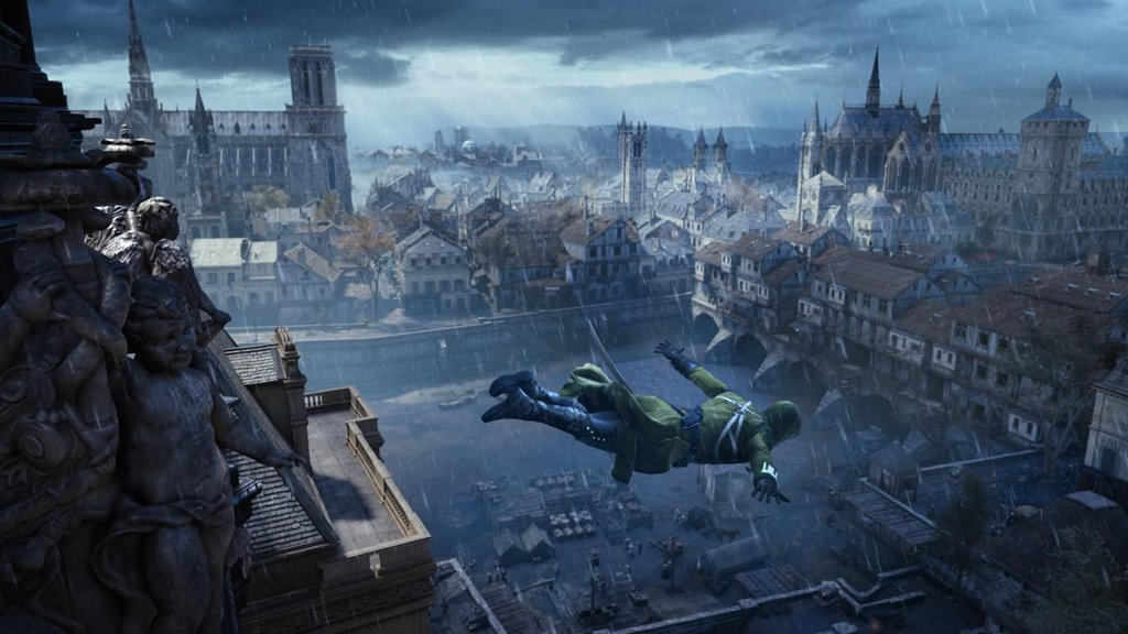 Assassin's Creed Unity  (4)