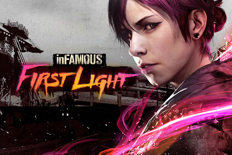 بررسی بازی infamous: First Light
