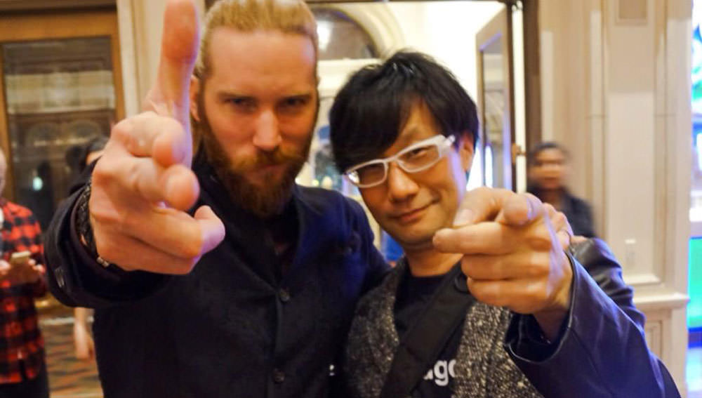 Troy-Baker-and-Hideo-Kojima