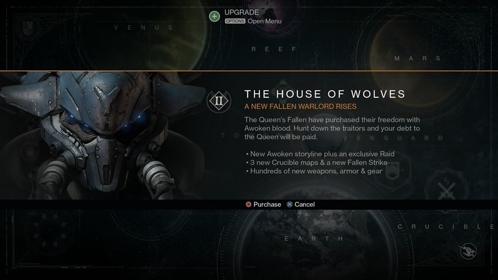 Destiny House of Wolves (2)