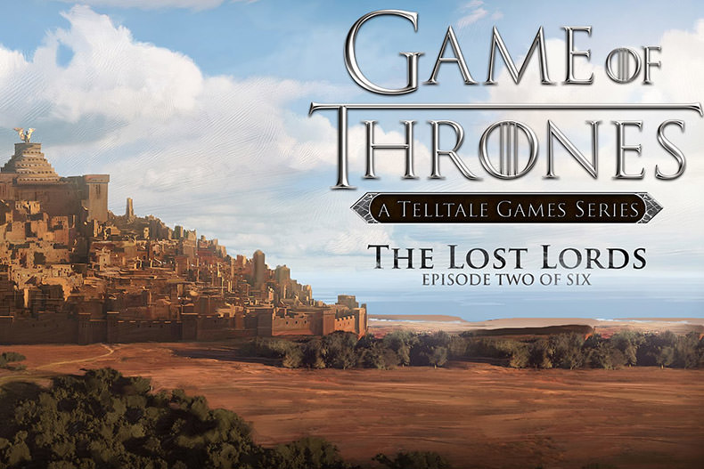 بررسی بازی Game of Thrones: Episode 2: The Lost Lords