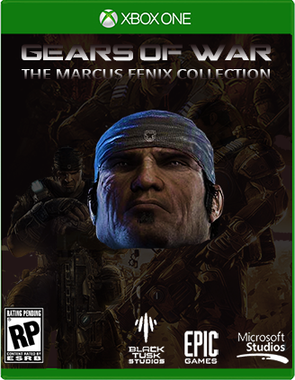 Gears of War Collection