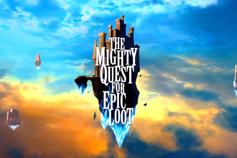 The Mighty Quest for Epic Loot به صورت رسمی توسط یوبی‌سافت عرضه شد