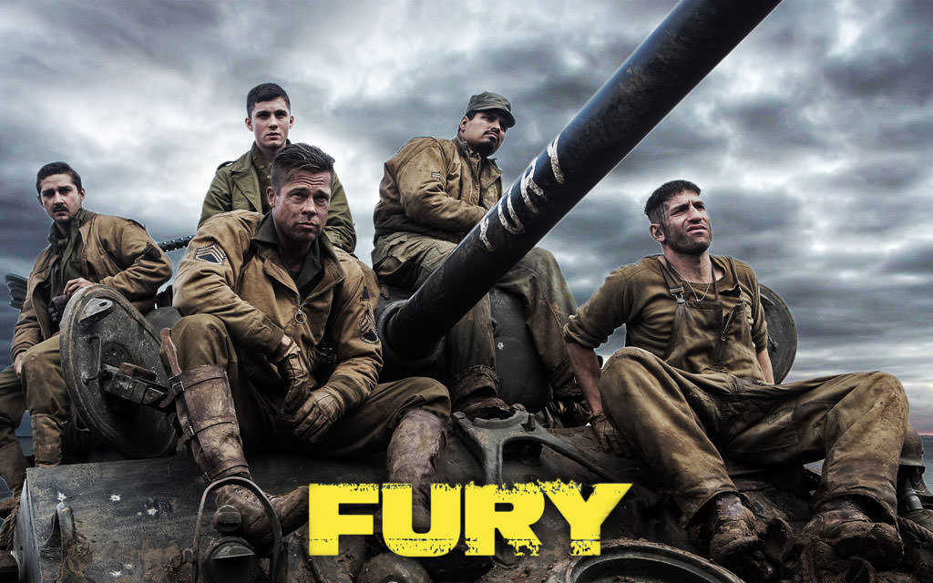 fury-movie-poster-wallpaper
