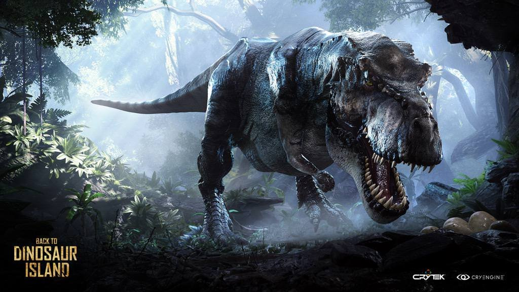 Crytek Back to dinasor island