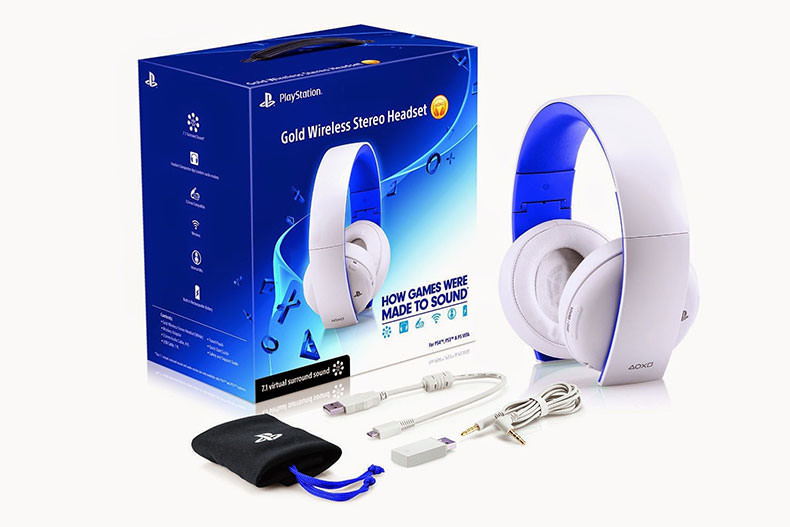 Playstation-4-Headset