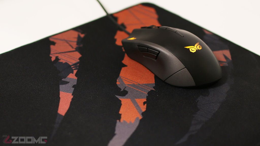 Strix Claw Gaming Mouse ZoomG (3)