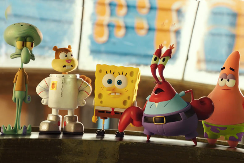 گیشه: معرفی فیلم The SpongeBob Movie: Sponge Out of Water