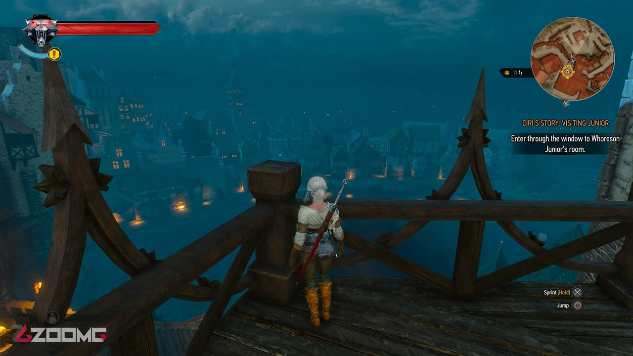 بازی witcher 3 wild hunt
