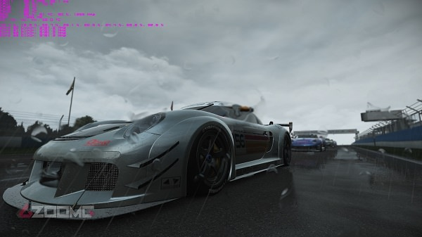 ASUS ROG Project CARS 600