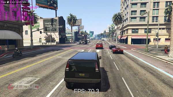 GTA V Windows 10 Performance