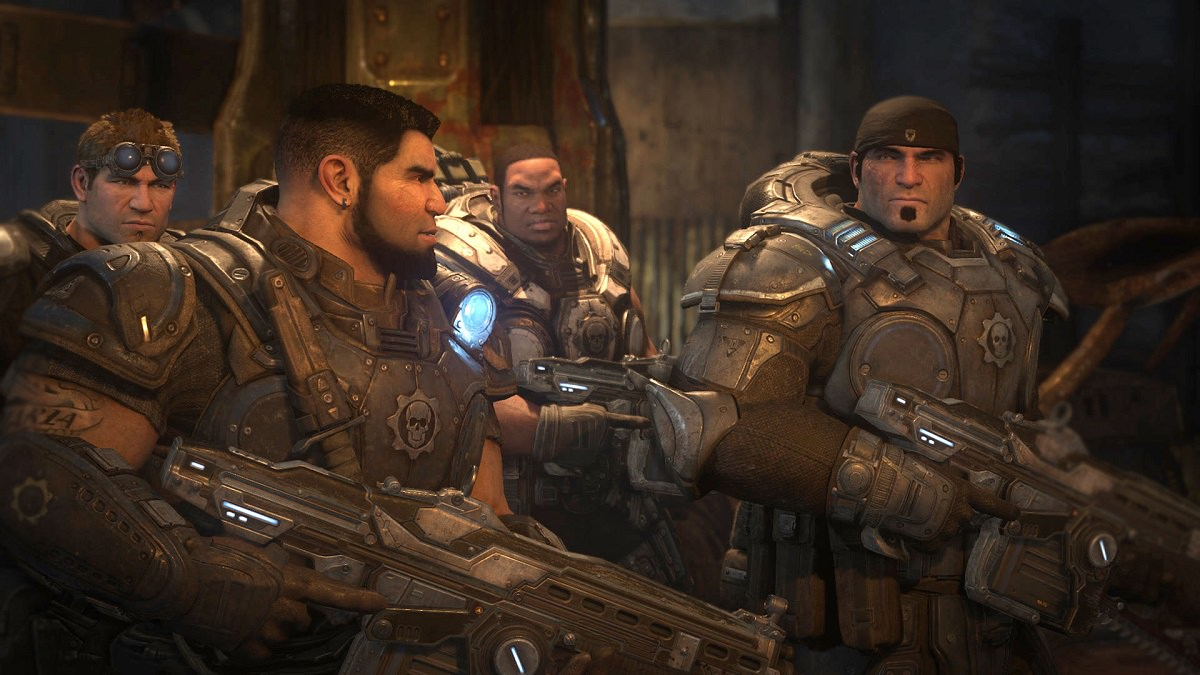 Windows 10 DX 12 First Titles Gears Of War