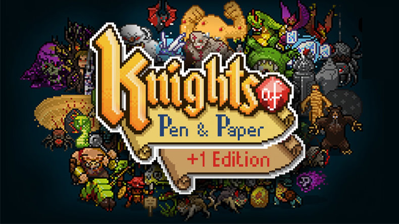 Knights of Pen & Paper