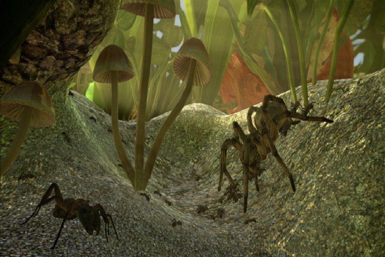 تماشا کنید: با Ant Simulator، در نقش یک مورچه بازی کنید!