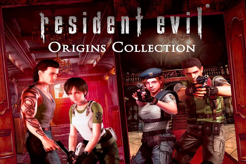 کپ‌کام Resident Evil Origins Collection را معرفی کرد