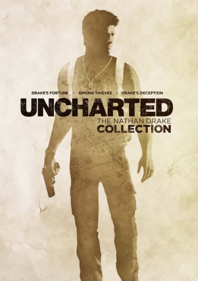 91zOsux4hSL. SY550  - بازی اورجینال Uncharted The Nathan Drake Collection پلیاستیشن ۴