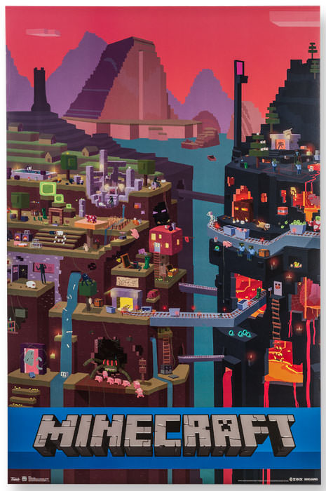 1191_minecraft_posters_cube
