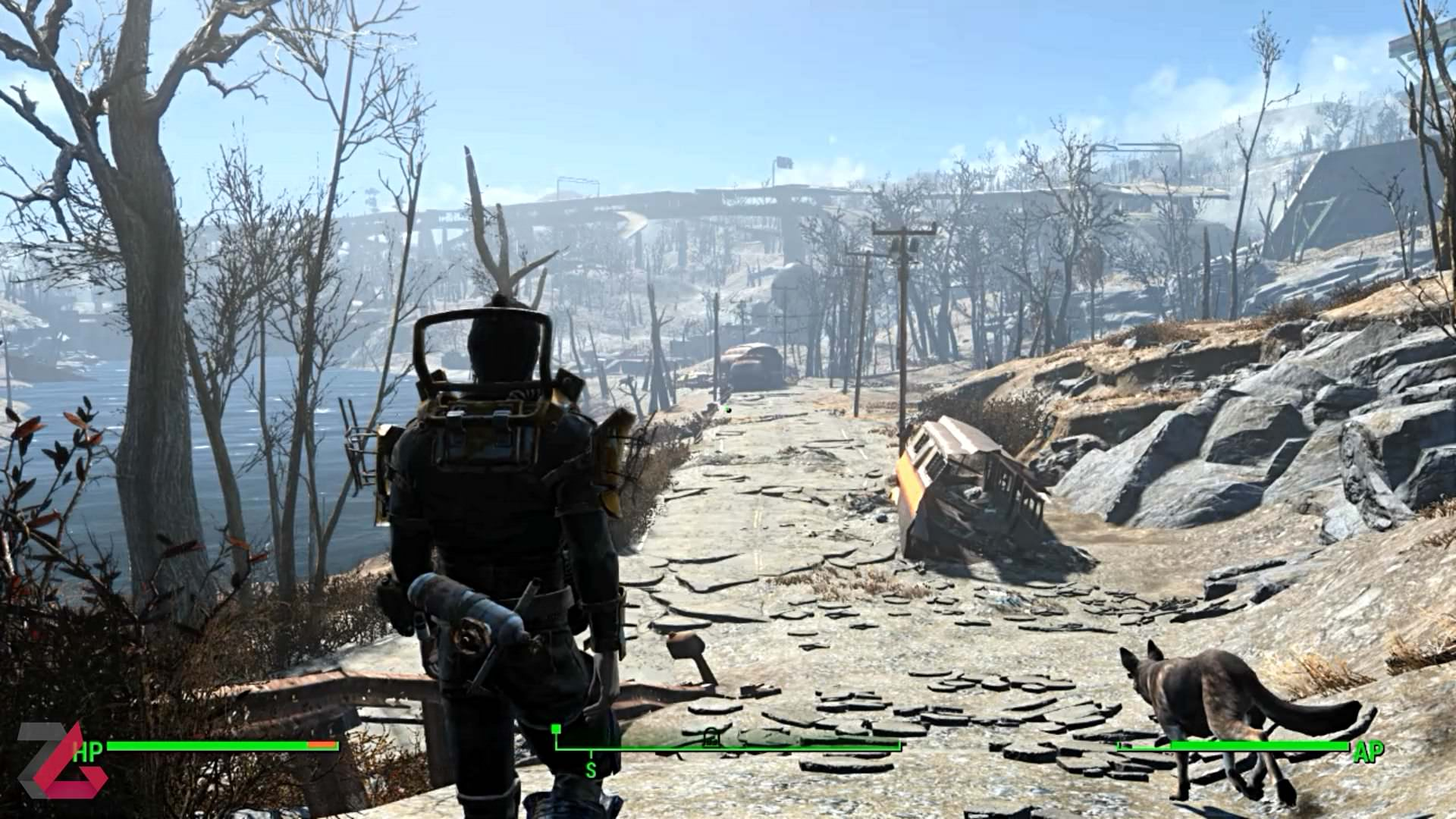 Fallout 4 Review Exclusive Graphics 4