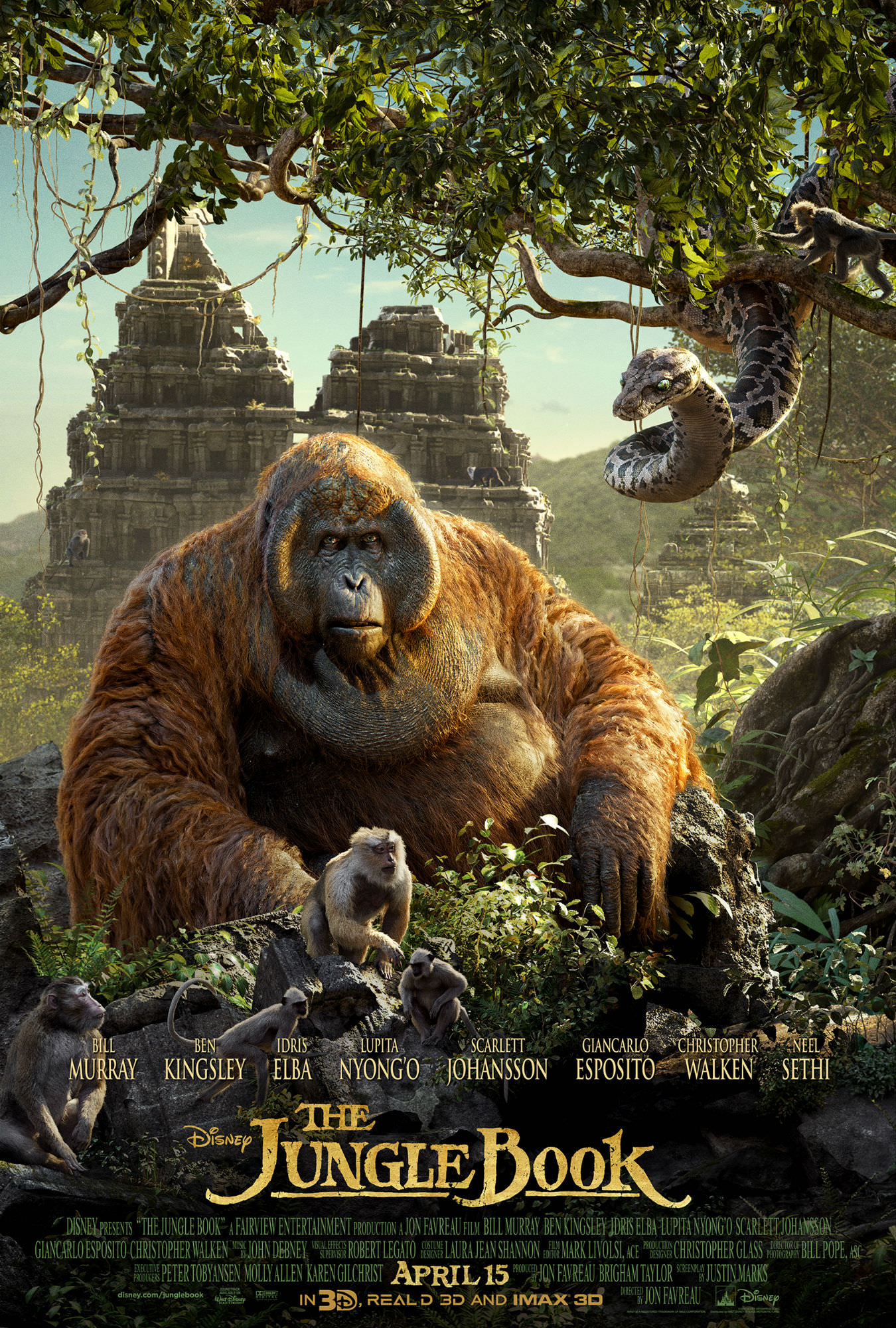 JB_Triptych_1-Sht_the jungle book poster