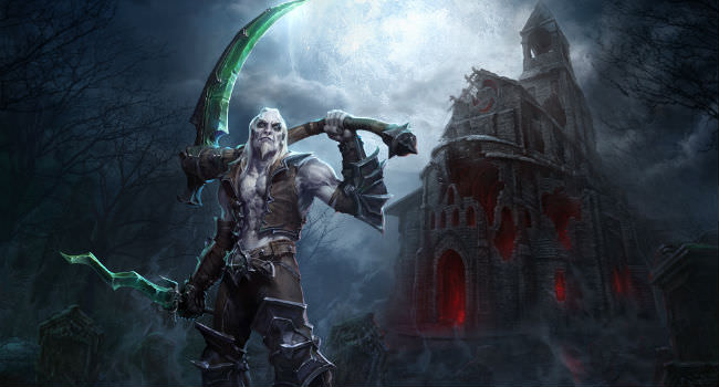 Heroes of the Storm's Xul the Necromancer