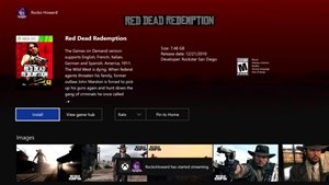 Red Dead Redemption -reddead