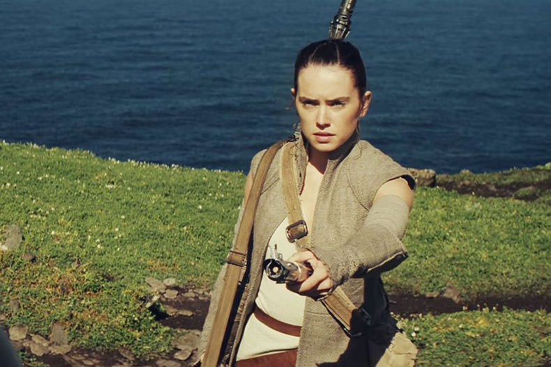 Rey Star Wars: The Force Awakens