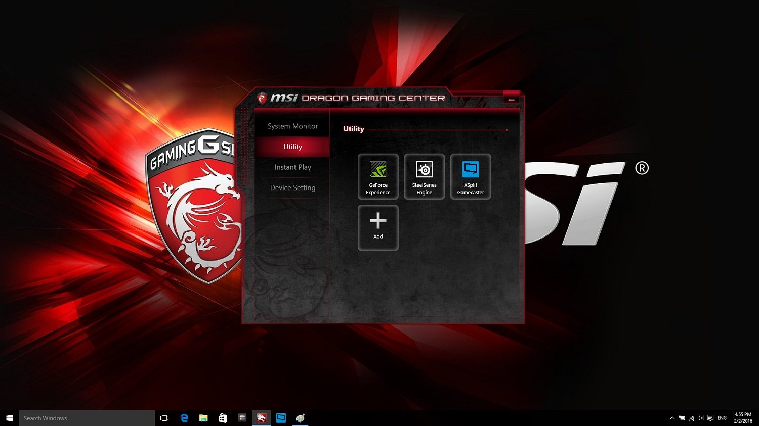 Zoomg MSI GT72S Daragon Gaming Center  22