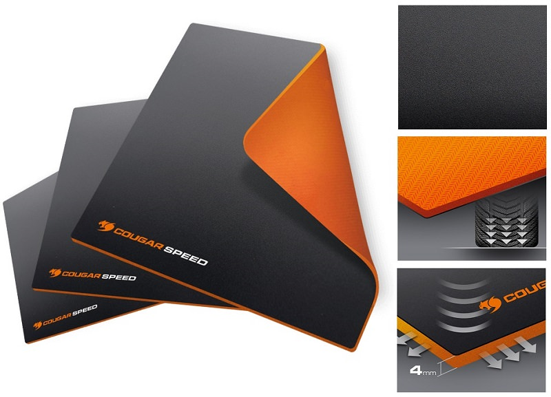 Cougar Speed Mouse Pad