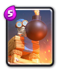 Bomb Tower Clash Royale