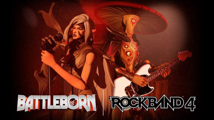 Battleborn - Rock Band 4