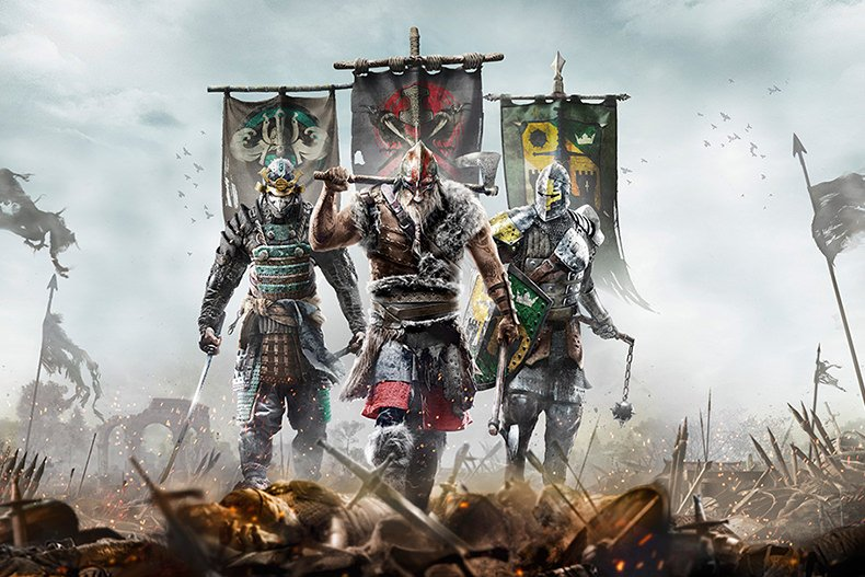 For Honor (3)