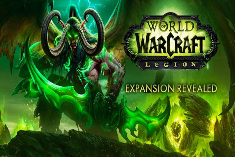 نسخه بتای بازی World of Warcraft: Legion آغاز شد