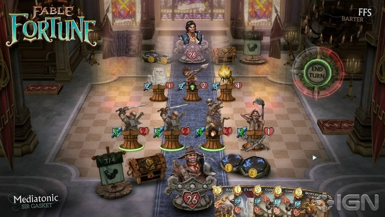 Fable Fortune - Gameplay Screens (1)
