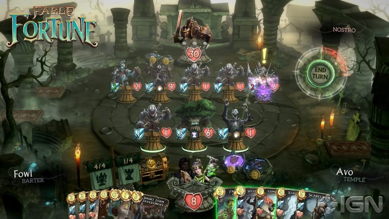 Fable Fortune - Gameplay Screens (2)