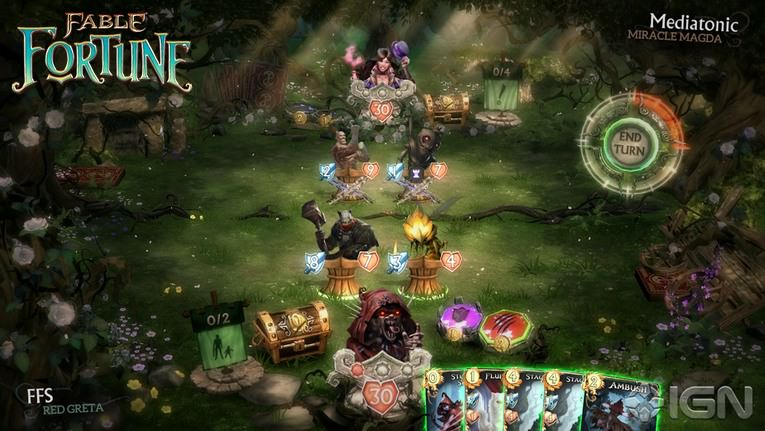 Fable Fortune - Gameplay Screens (4)