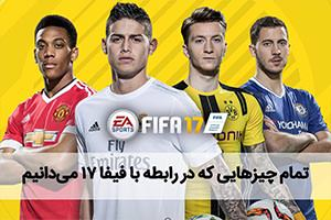 FIFA 17 Everything We Know