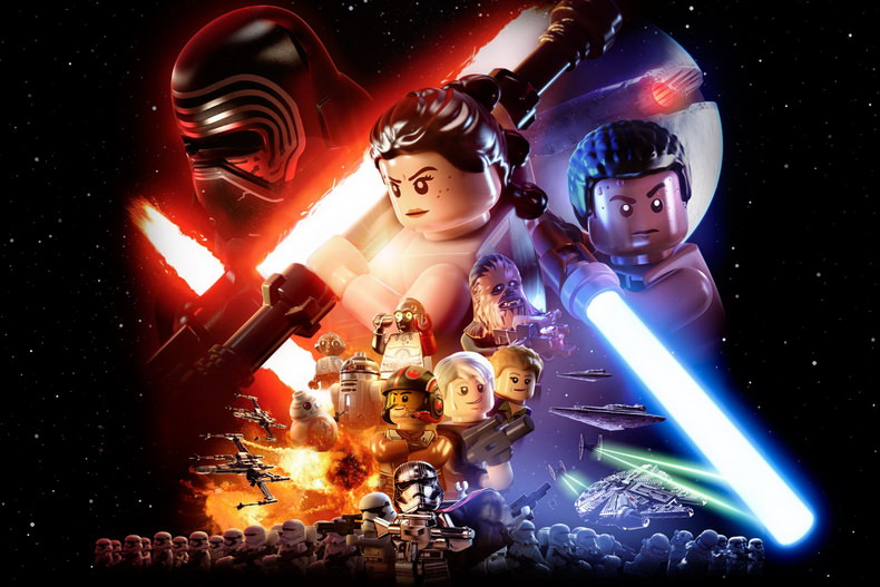 انتشار بازی Lego Star Wars: The Force Awakens برای iOS