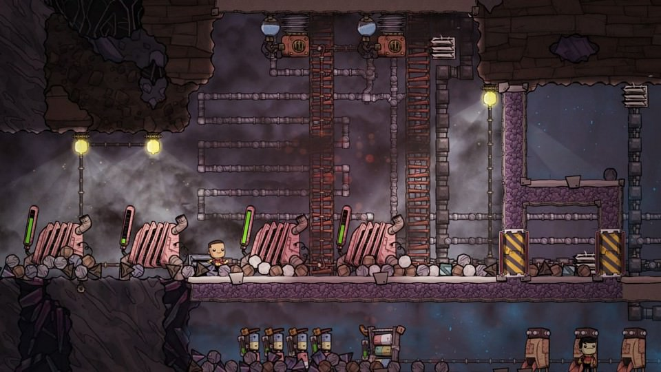 بازی Oxygen Not Included