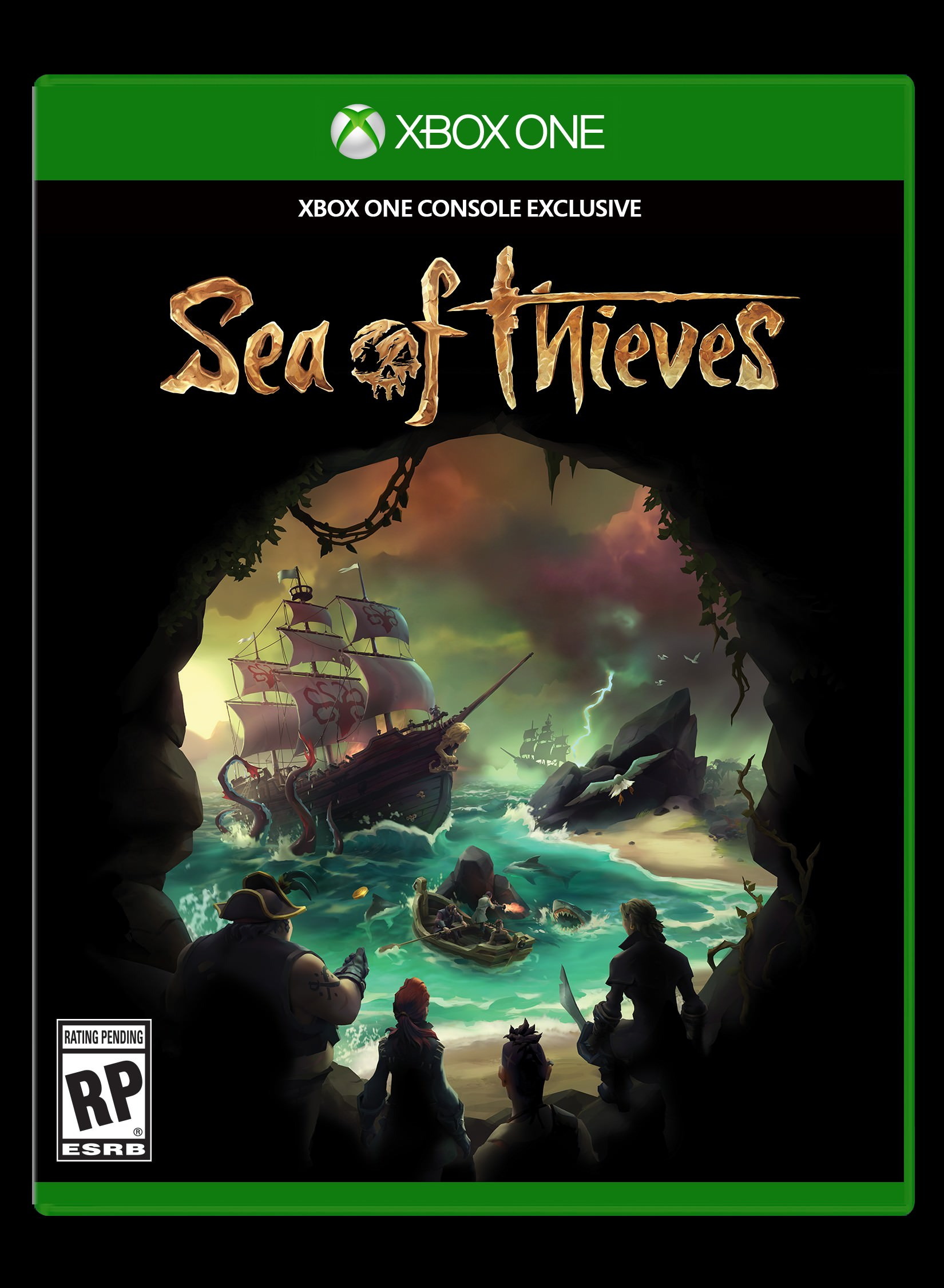 Sea of Thieves - Cover Art (1)