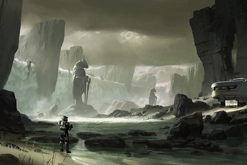 تصاویر و اطلاعاتی از نقشههای بسته Warzone Firefight بازی Halo 5 منتشر شد