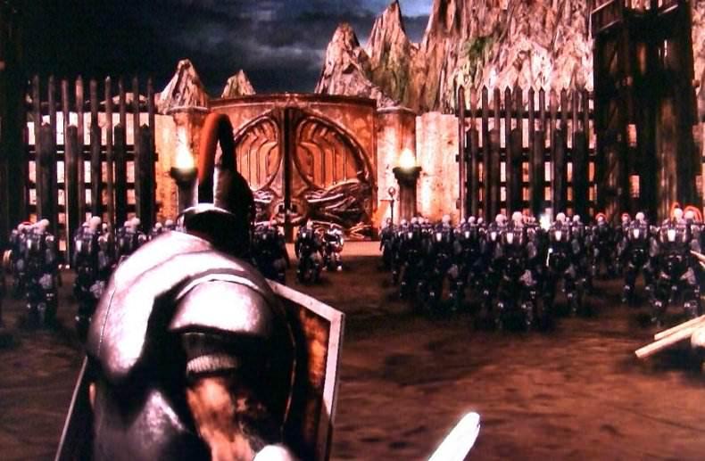 تماشا کنید: نسخه لغو شده بازی Call of Duty در روم باستان جریان داشت
