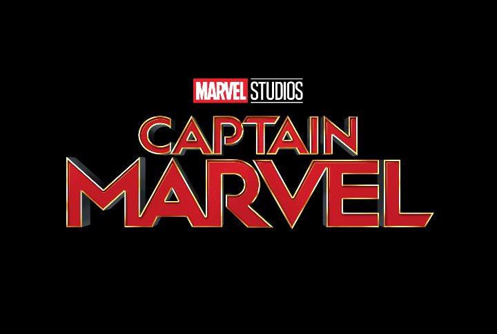 لوگو فیلم Captain Marvel