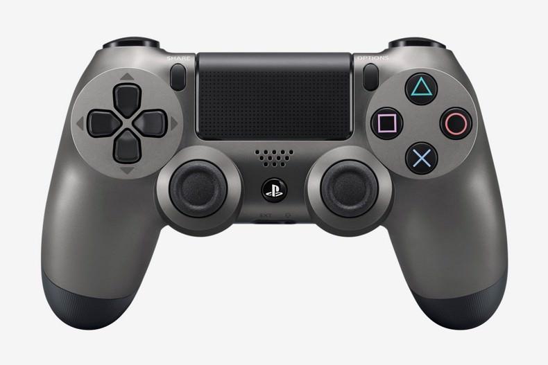 تماشا کنید: تیزر معرفی کنترلر DualShock 4 با رنگ مشکی استیل