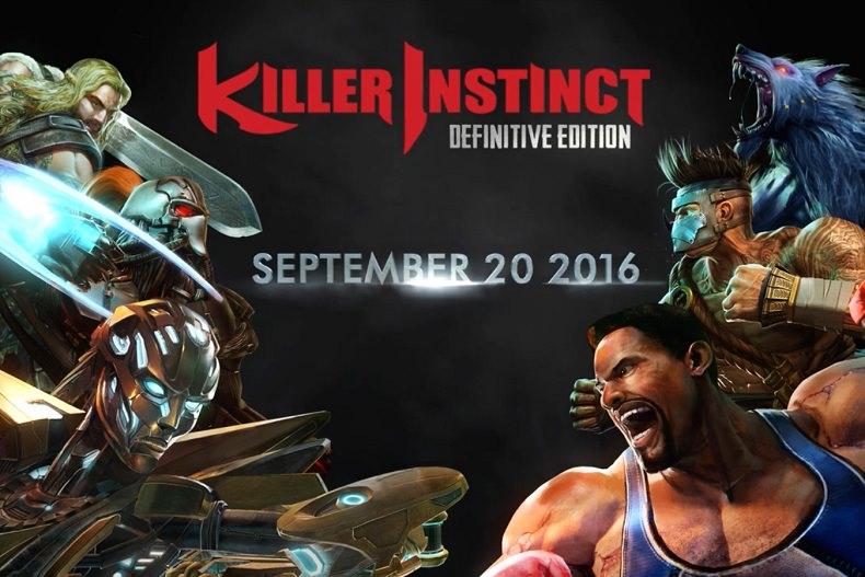بازی Killer Instinct: Definitive Edition امسال عرضه خواهد شد