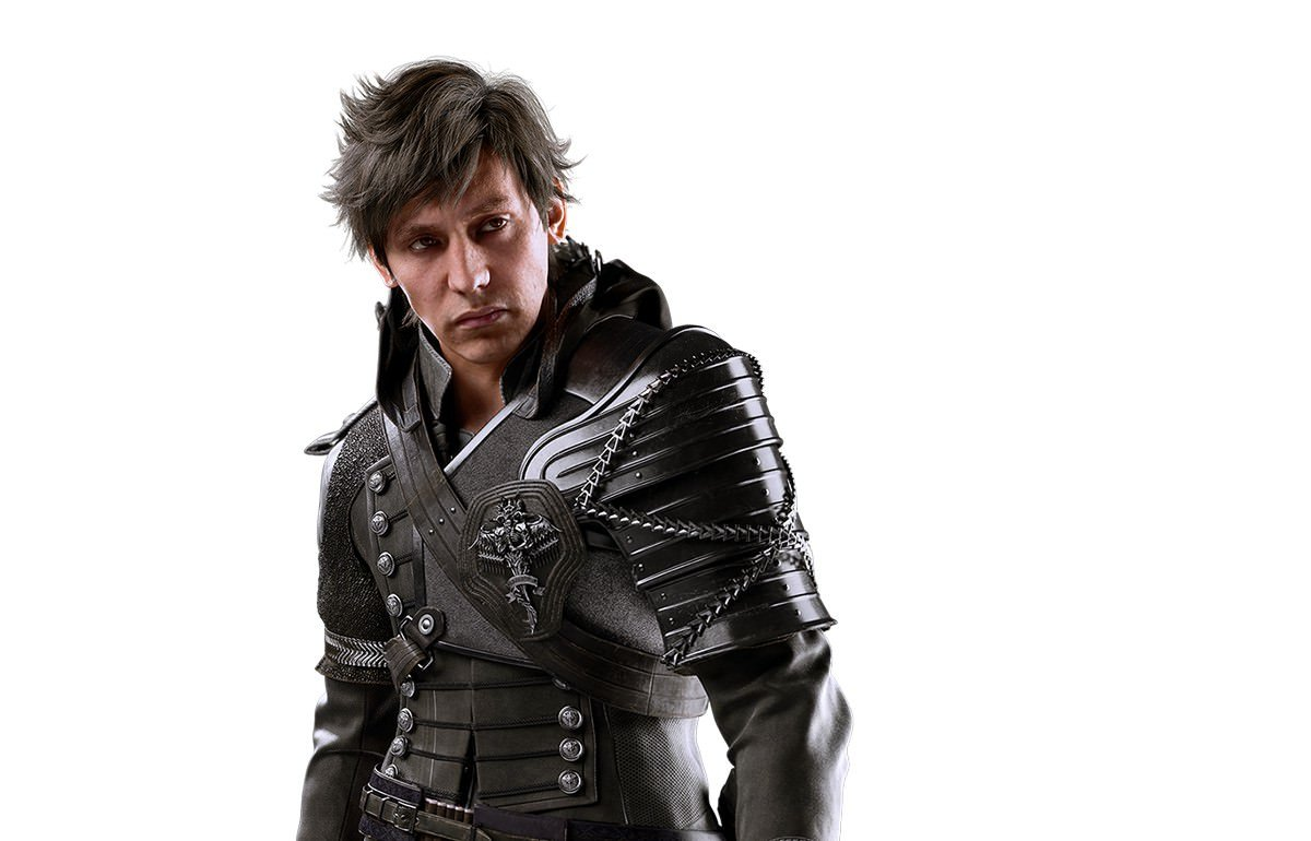 انیمیشن Kingsglaive: Final Fantasy XV - شخصیت Axis Arra
