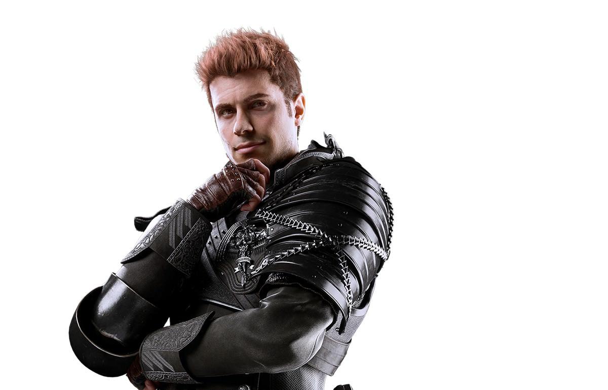 انیمیشن Kingsglaive: Final Fantasy XV - شخصیت Tredd Furia