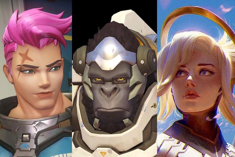 بروزرسانی جدید Overwatch باگهای سه شخصیت Mercy ،Zarya و Winston را رفع میکند