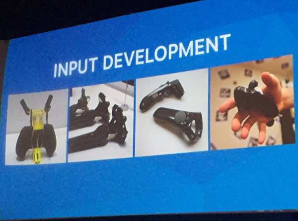 HTC Vive New Controller