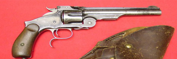 Smith & Wesson Model No. 3